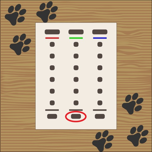Party Animals Scoresheets