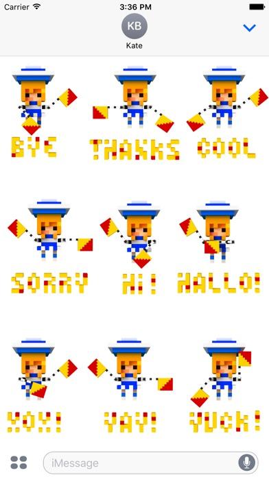 Alisha sailor app image