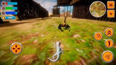 Lizard Life Survival Simulator screenshot four