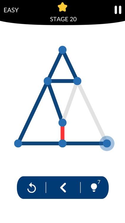 LinkSys - Draw flow puzzle screenshot-3