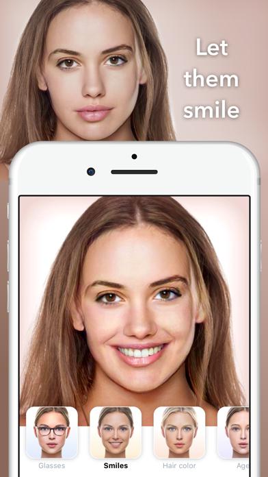 FaceApp: Free Neural Face Transformations Screenshot 3