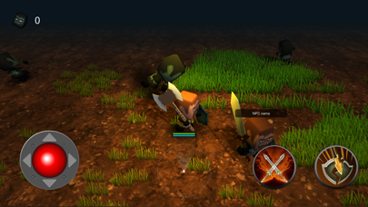 Warriors With Square Heads screenshot #3