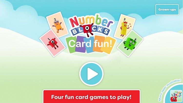 Numberblocks - Card Fun! screenshot-0