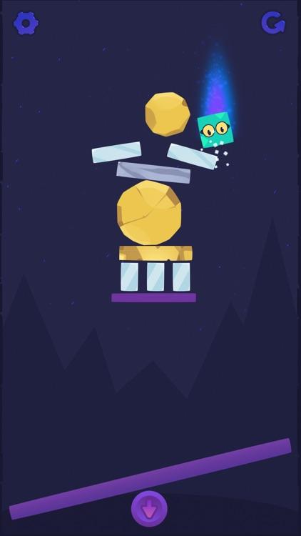 Bouncy Catapult King