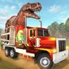 オフロード Dino の配送トラック