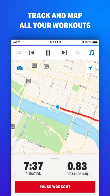 Map My Fitness by Under Armour by Under Armour, Inc. Map My Fitness App on iphone maps app, jawbone up app, pinterest app, daily leg workout app, pact app, measure stress app, dd buddy app,