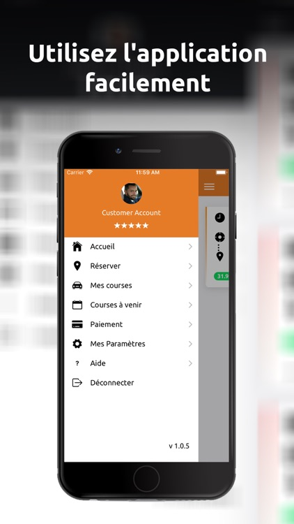 OhCab : Réserver Un VTC screenshot-8