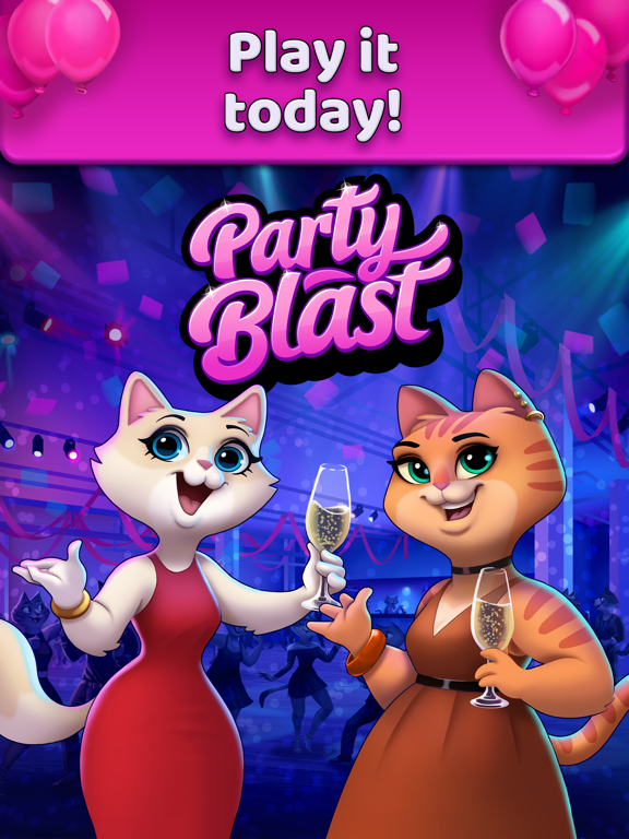 Party Blast: Match 3 Puzzle screenshot 10