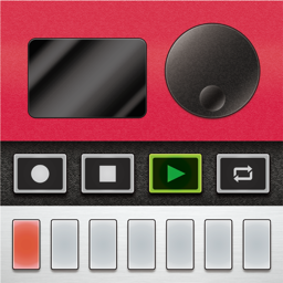Ícone do app KORG iELECTRIBE for iPhone