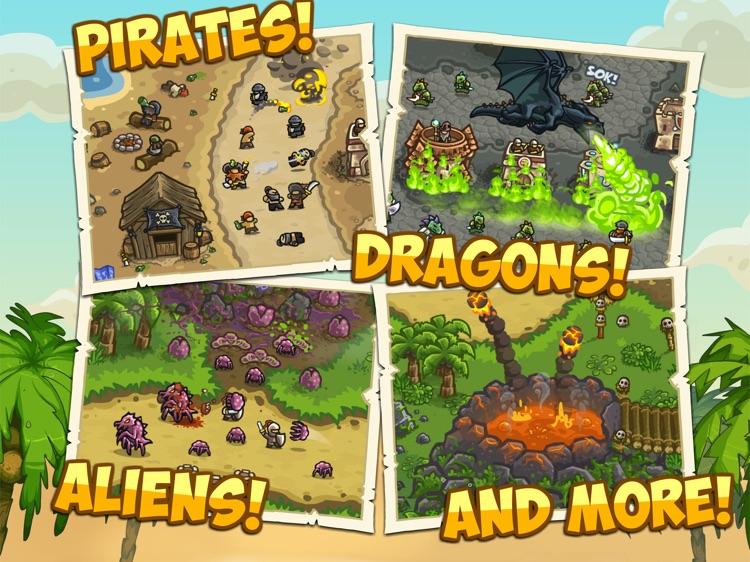 Kingdom Rush Frontiers HD screenshot-4