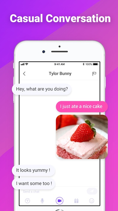Yepop: Swipe, Video Chat Screenshot