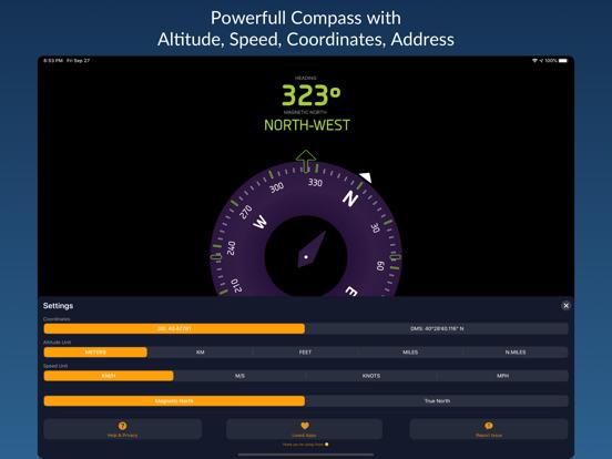 my Compass - Powerful & Quick Screenshots