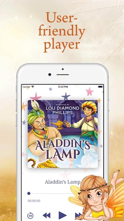 Fairy Tales & Children's Books screenshot-3