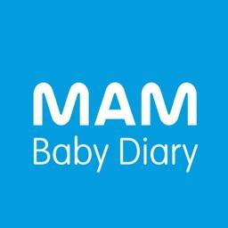 MAM Baby Diary