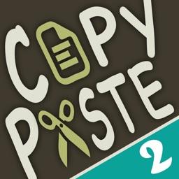 CP2 - Copy && Paste