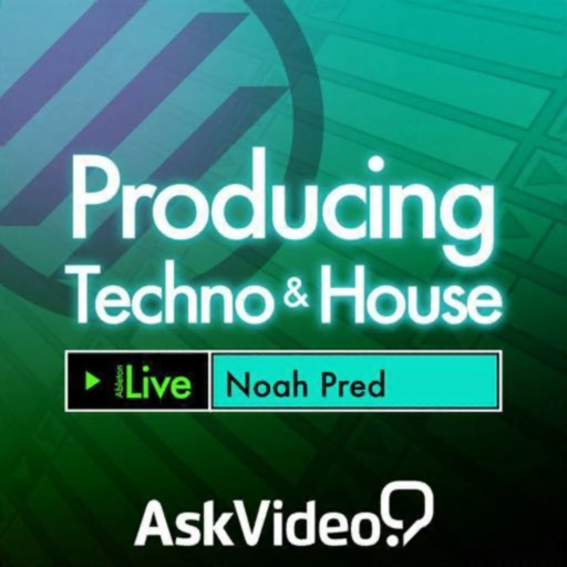 Producing House & Techno