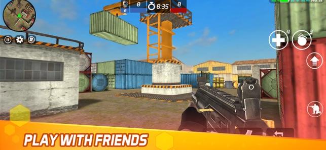 MaskGun ® Mehrspieler FPS Screenshot