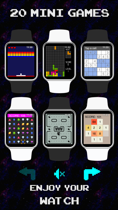 20 Watch Games - Classic Pack for windows pc