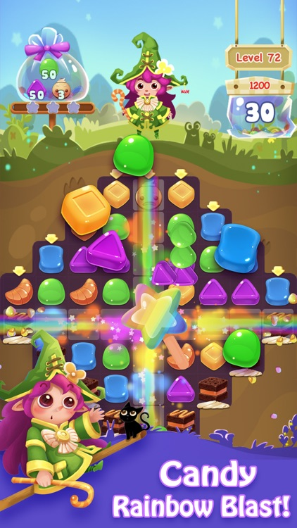 Candy Fever - Match 3 Games screenshot-4