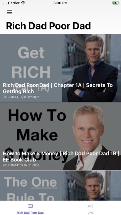 Rich Dad Poor Dad - A.J. Hoge
