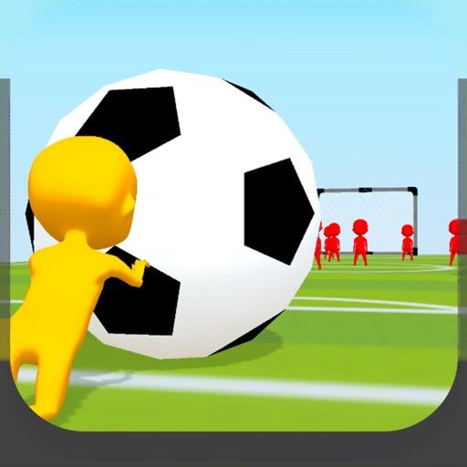 Soccer Run 3D