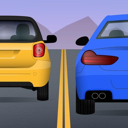 Double Cars Double Race
