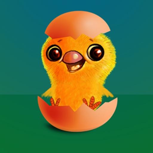 Was ist in diesem Ei?