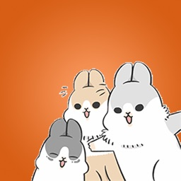 Nimble Rabbit Gif Stickers