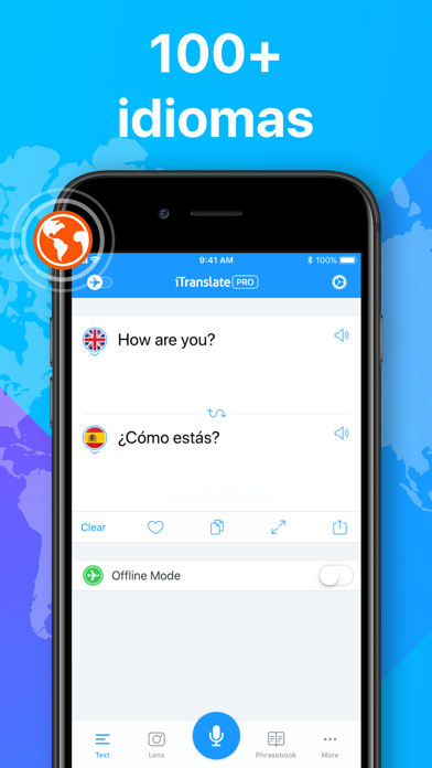 download iTranslate Traductor apps 2
