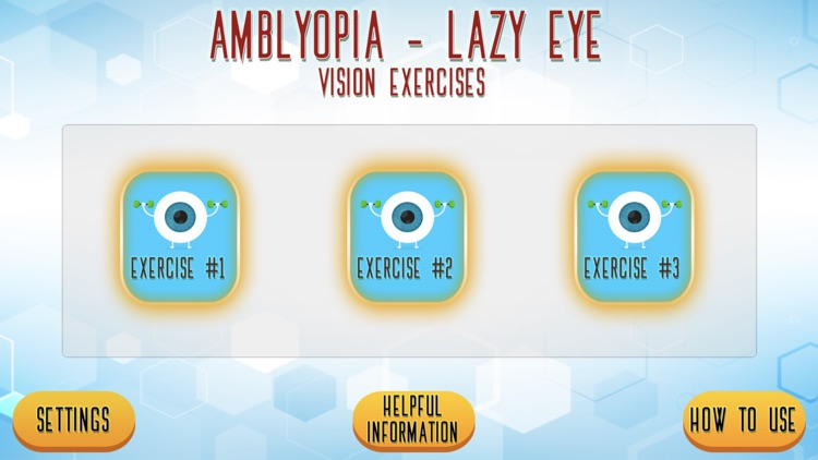 Amblyopia - Lazy Eye screenshot-0