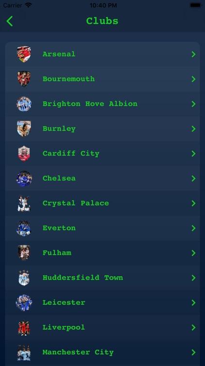 Live Results - English League screenshot-5