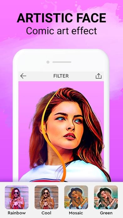 Face Aging App - Oldify Camera screenshot two