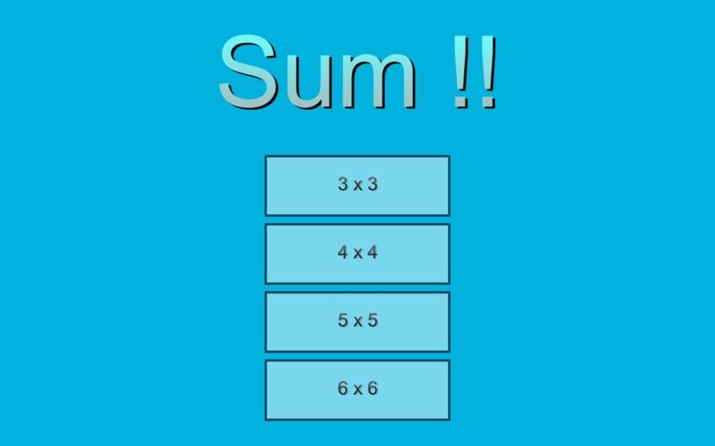 Sum  !! screenshot 1