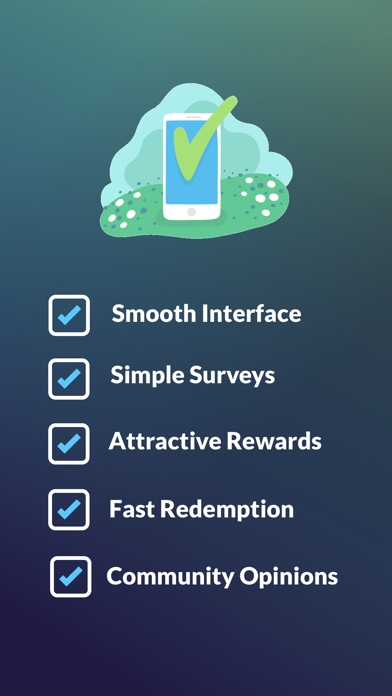 Screenshot for Milieu Surveys in Singapore App Store