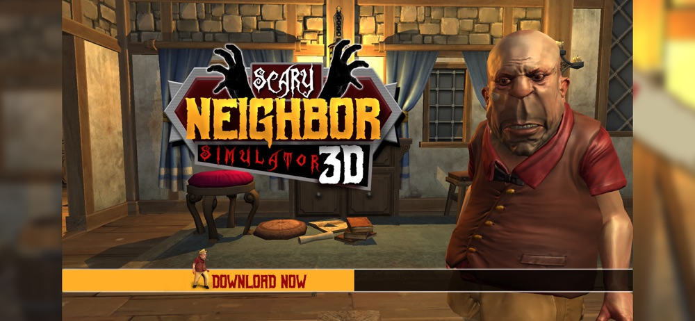 Scary Neighbor Simulator 3D Cheat Codes