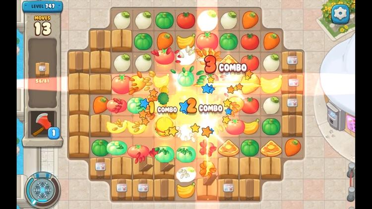 We Bare Bears Match3 Repairs screenshot-6