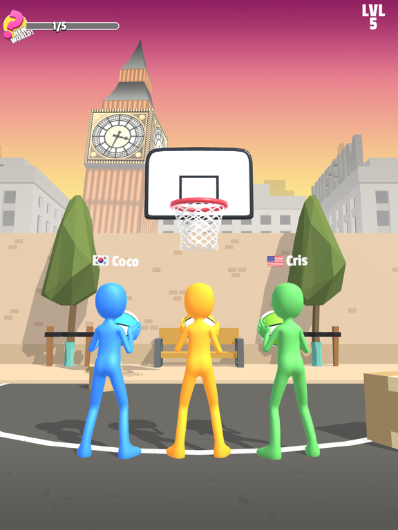 Five Hoops screenshot 9
