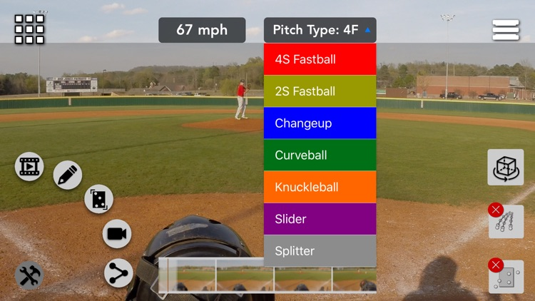 Pitch Analyzer - Pitch Tracker screenshot-3