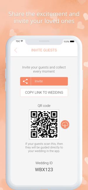 gastenlijst bruiloft app