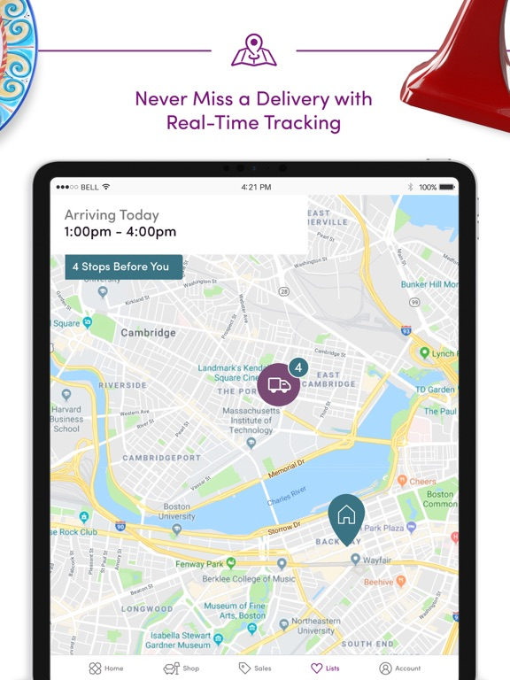 iPad Image of Wayfair – Shop All Things Home