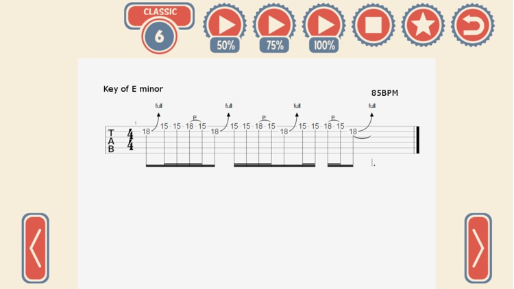 85 Metal Guitar Licks screenshot-3
