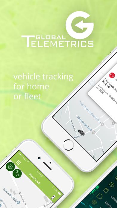 Global Telemetrics Tracking screenshot one