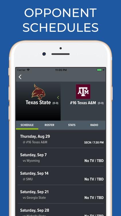 Texas A&M Football Schedules screenshot-6