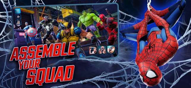 Marvel Strike Force On The App Store