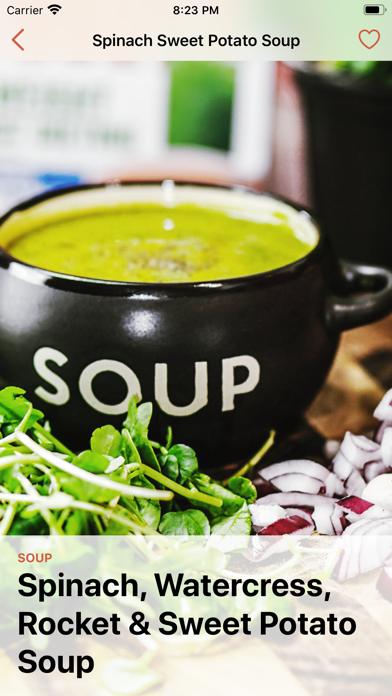 Jason's Soup n Juice Dietのおすすめ画像3
