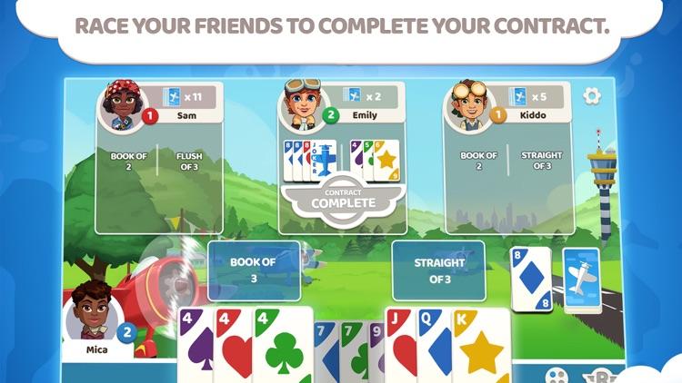 Passport Rummy - Card Game screenshot-0