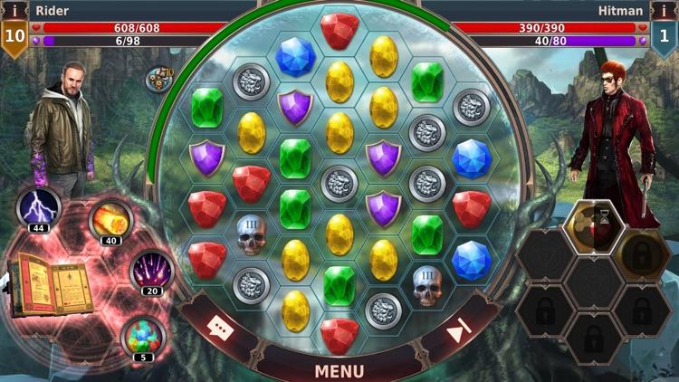 Gunspell 2 - Puzzle Battles screenshot-5