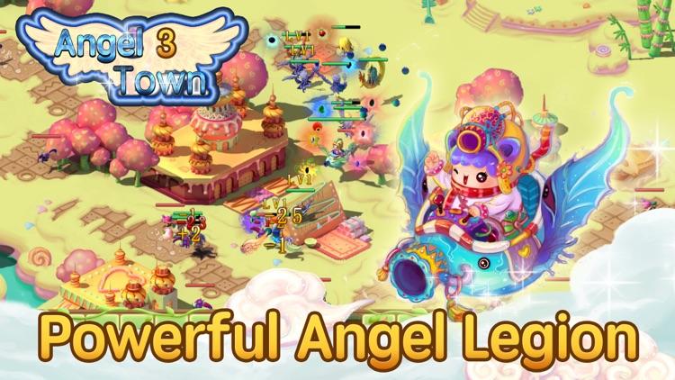 Angel Town 3- new idle games screenshot-4