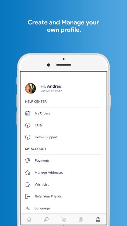 iDeliver - On-demand delivery screenshot-6