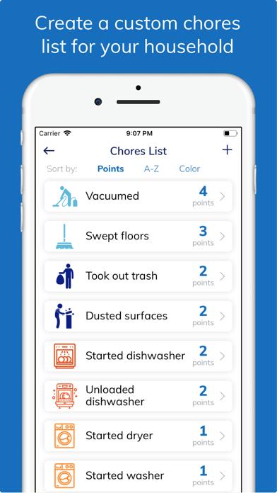 My Chore Score app image